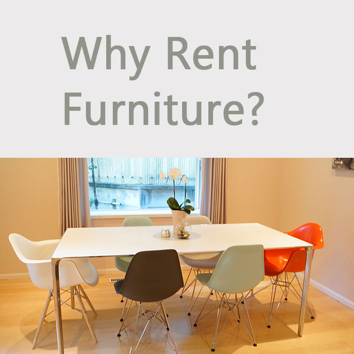 Why Rent Furniture