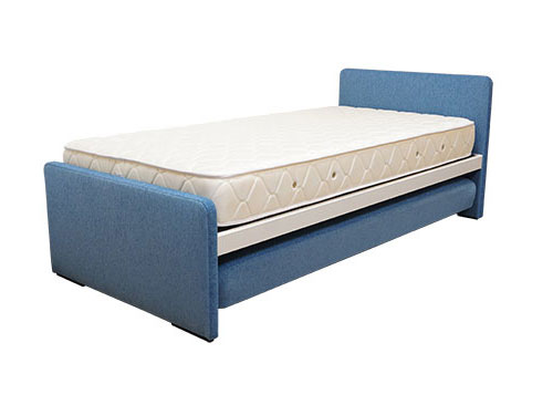Trundle Bed w/Matt(New)