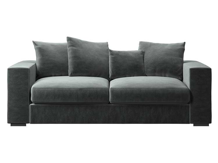 2.5P Sofa (Fabric) (Used)
