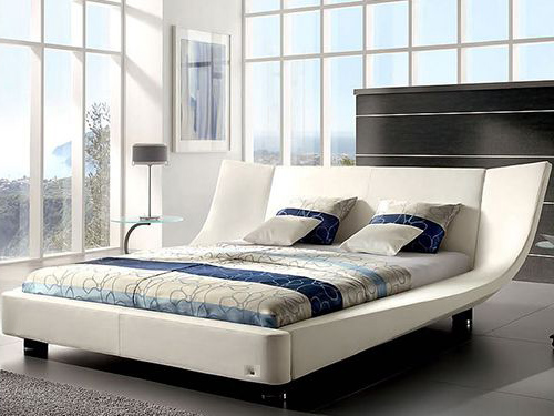 Queen-Size Bed Frame (Used)