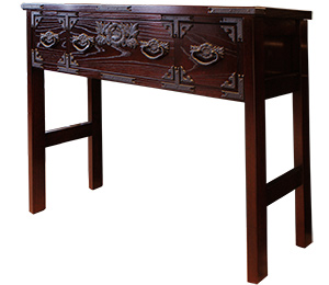 Japanese Furniture Coffee Table JAPANConsoleW100 products for sale