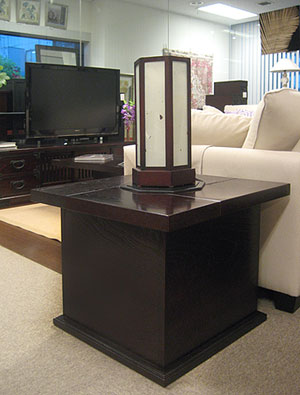 Japanese furniture side table japan sidew65 dr products for Furniture rental japan