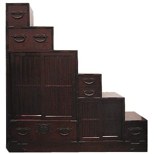 Step Chest Japanese Furniture ...